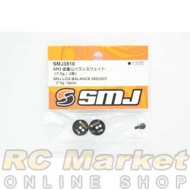SMJ SMJ3518 LCG Balance Weight (7.5g / 2 pcs)