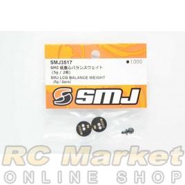 SMJ SMJ3517 LCG Balance Weight (5g / 2 pcs)
