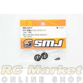 SMJ SMJ3517 LCG Balance Weight (5g / 2 pcs)