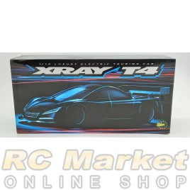 XRAY 300028+ T4'21 Spec 1/10 Luxury Electric TC GRAPHITE Chassis (Free Shipping)