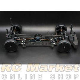 BLAZE BRC-120023 R3-PRO 1/10 On-Road (Mid Motor) Electric Touring Car Pro 4wd , Carbon Fiber