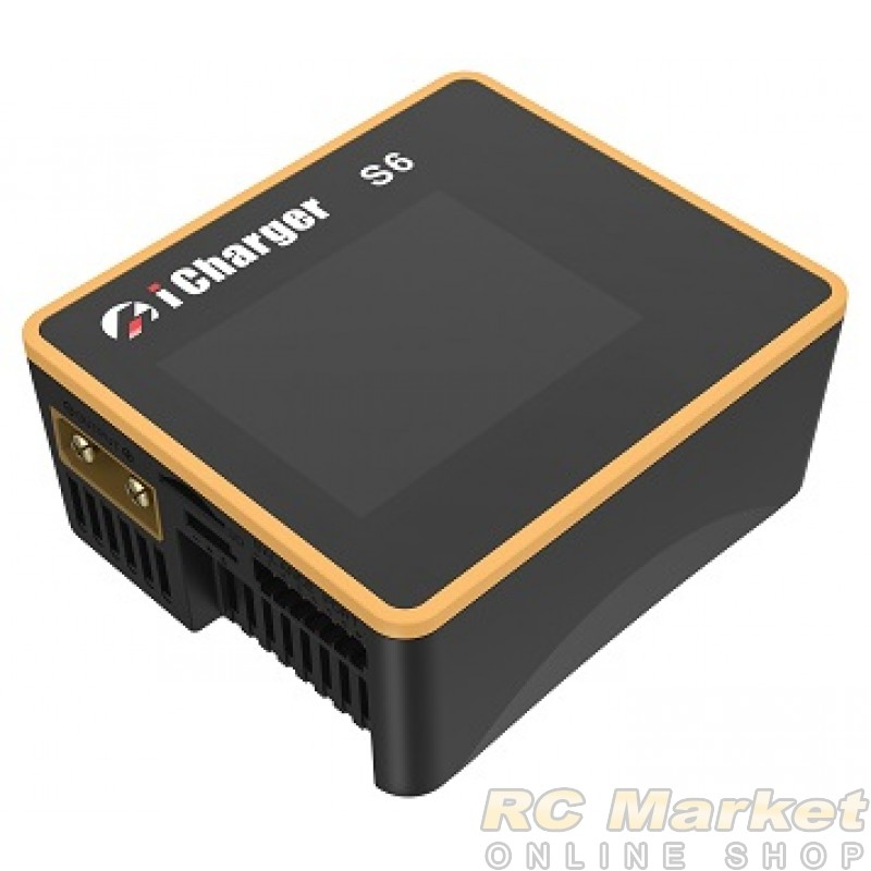 iCHARGER S6 Mini Balance Charger/Discharger ( Pre-order )