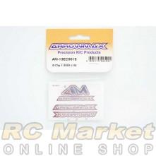 ARROWMAX 13EC0015 E-Clip 1.5mm (10)