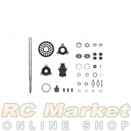 ARROWMAX 931002 1/10 F1 Geardiff Set