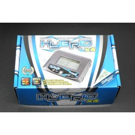 MUCH MORE MM-HYX4 Hybrid X4 DC Quattro Charger